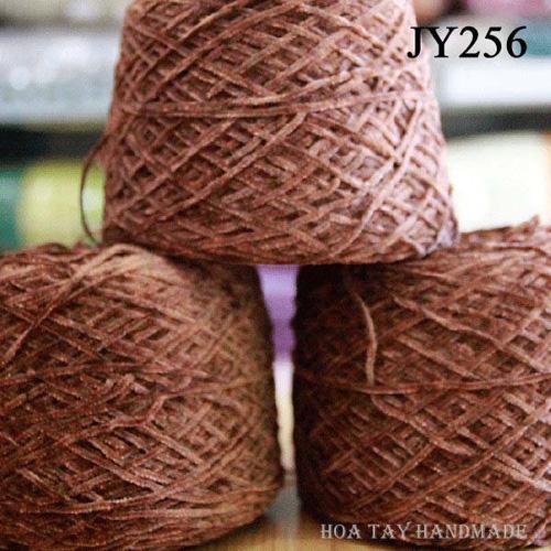 Len sợi, phụ liệu đan móc: chỉ cotton, len Nhật, len Hàn, len 1 sợi, cotton Nhật, Cotton Hàn, kim móc, kim đan... Ảnh số 32218467