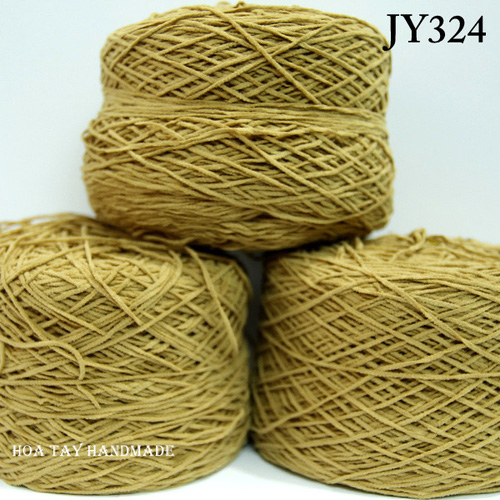 Len sợi, phụ liệu đan móc: chỉ cotton, len Nhật, len Hàn, len 1 sợi, cotton Nhật, Cotton Hàn, kim móc, kim đan... Ảnh số 32218468