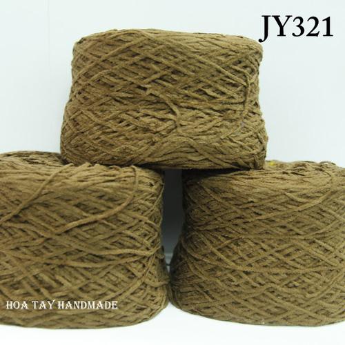 Len sợi, phụ liệu đan móc: chỉ cotton, len Nhật, len Hàn, len 1 sợi, cotton Nhật, Cotton Hàn, kim móc, kim đan... Ảnh số 32218545