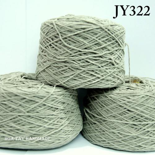 Len sợi, phụ liệu đan móc: chỉ cotton, len Nhật, len Hàn, len 1 sợi, cotton Nhật, Cotton Hàn, kim móc, kim đan... Ảnh số 32218546