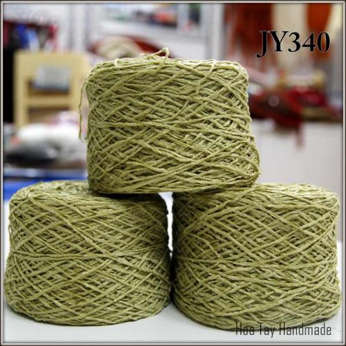 Len sợi, phụ liệu đan móc: chỉ cotton, len Nhật, len Hàn, len 1 sợi, cotton Nhật, Cotton Hàn, kim móc, kim đan... Ảnh số 32218548