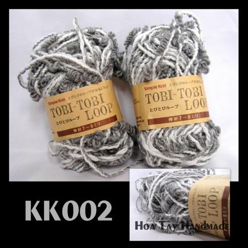 Len sợi, phụ liệu đan móc: chỉ cotton, len Nhật, len Hàn, len 1 sợi, cotton Nhật, Cotton Hàn, kim móc, kim đan... Ảnh số 32218662