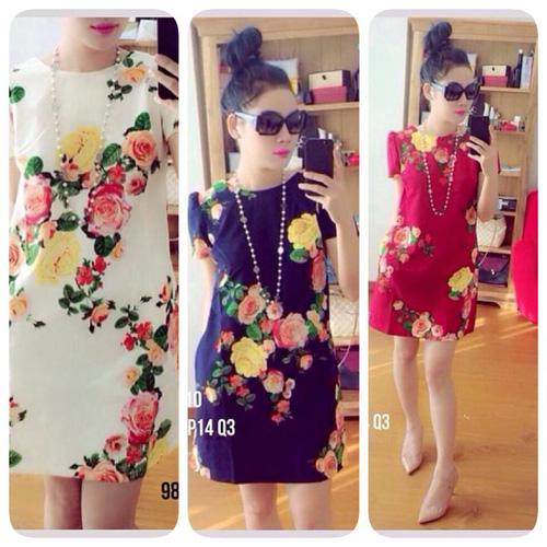 Xinh Lung Linh với cực nhìu Style Váy, Chân Váy, Maxi, Sơ mi, Jean, Pull. Các bạn ủng hộ m nhé. Ảnh số 32314247