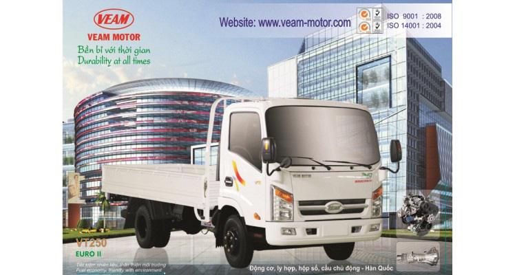 Công ty chuyên bán xe tải Veam VT200 2 tấn, xe tải Veam VT200 2 tấn giá tốt, bán xe tải Veam VT200 trả góp, trả thẳng Ảnh số 32375802