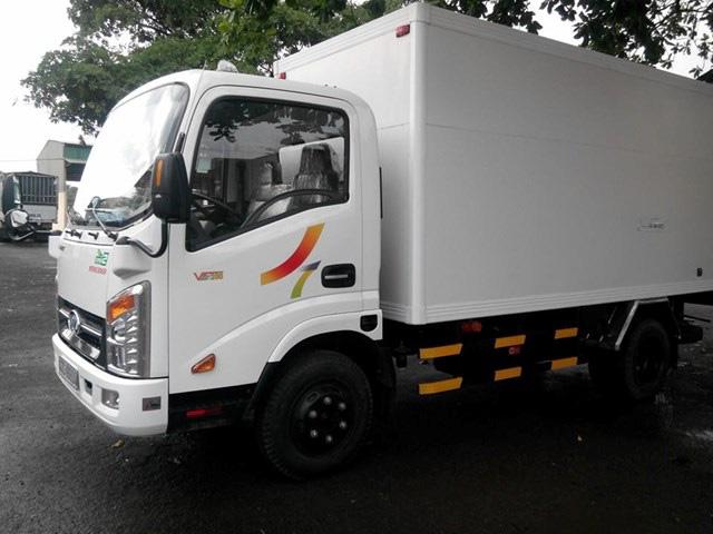 Cần bán xe tải Veam VT200 2 tấn máy Hyundai D4BH mới 100% đời 2014 thùng mui kín, mui bạt giá rẻ nhất Miền Nam Ảnh số 32374656