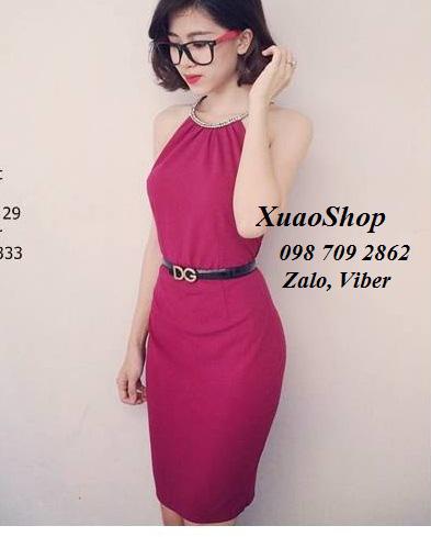 Xinh Lung Linh với cực nhìu Style Váy, Chân Váy, Maxi, Sơ mi, Jean, Pull. Các bạn ủng hộ m nhé. Ảnh số 32391689