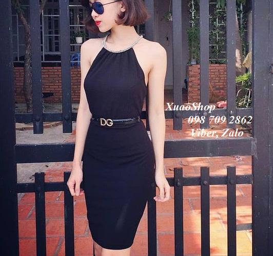 Xinh Lung Linh với cực nhìu Style Váy, Chân Váy, Maxi, Sơ mi, Jean, Pull. Các bạn ủng hộ m nhé. Ảnh số 32391729