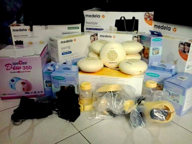 Bán và cho thuê máy hút sữa MEDELA, SPECTRA Tại Hà Nội, giao tại nhà Ảnh số 32410001