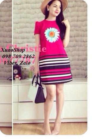 Xinh Lung Linh với cực nhìu Style Váy, Chân Váy, Maxi, Sơ mi, Jean, Pull. Các bạn ủng hộ m nhé. ?nh s? 32426011