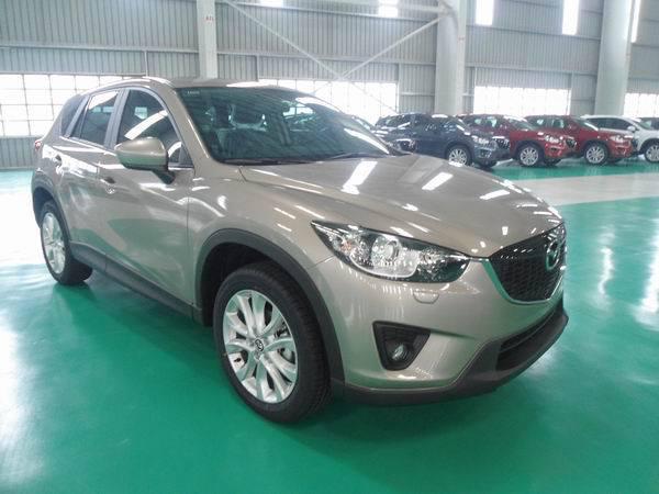 Mazda CX5 chính hãng đặc biệt giá rẻ nhất Hà Nội tặng thêm Bảo hiểm vật chất và thẻ dịch vụ và tiền mặt Ảnh số 32445363