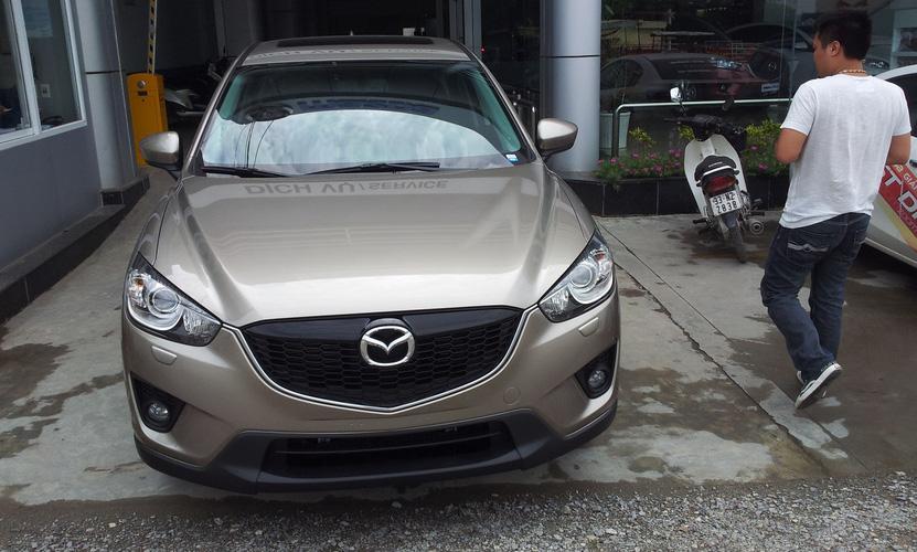 Mazda CX5 chính hãng đặc biệt giá rẻ nhất Hà Nội tặng thêm Bảo hiểm vật chất và thẻ dịch vụ và tiền mặt Ảnh số 32445367