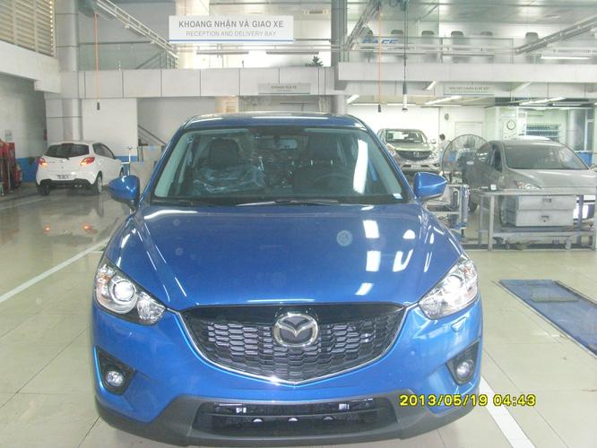 Mazda CX5 chính hãng đặc biệt giá rẻ nhất Hà Nội tặng thêm Bảo hiểm vật chất và thẻ dịch vụ và tiền mặt Ảnh số 32445372