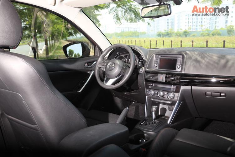 Mazda CX5 chính hãng đặc biệt giá rẻ nhất Hà Nội tặng thêm Bảo hiểm vật chất và thẻ dịch vụ và tiền mặt Ảnh số 32445381