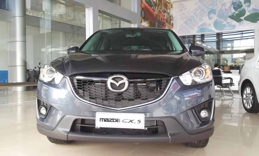 Mazda CX5 chính hãng đặc biệt giá rẻ nhất Hà Nội tặng thêm Bảo hiểm vật chất và thẻ dịch vụ và tiền mặt Ảnh số 32445392