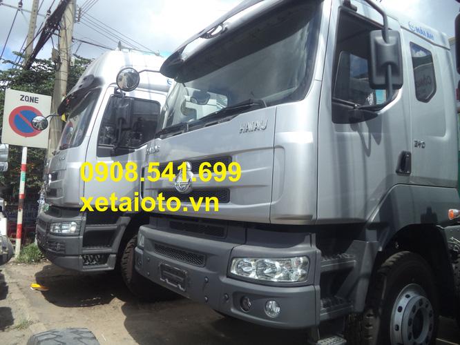 Mua bán xe tải dongfeng chenlong 3 chân, 4 chân, 3 dò, 4 dò, 3 giò, 4 giò, 3do, 4do Ảnh số 32445430