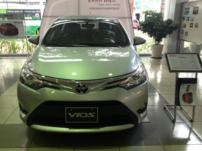 TOYOTA LÝ THƯỜNG KIỆT chuyên bán các loại xe Toyota: Camry, Altis, Vios, Fortuner, Innova,... Ảnh số 32450843