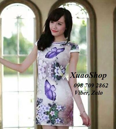 Xinh Lung Linh với cực nhìu Style Váy, Chân Váy, Maxi, Sơ mi, Jean, Pull. Các bạn ủng hộ m nhé. ?nh s? 32506831