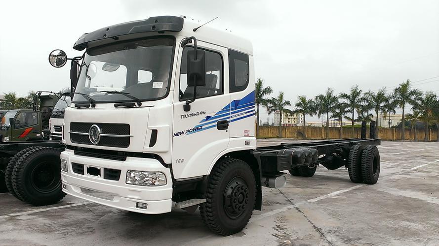 Bán xe tải Dongfeng 7,5 tấn 7T5 7.5 tấn 7,5tan 7.5tan 7.500kg loại 4x2 Một cầu Thùng dài 9.6 Mét Ảnh số 32603206