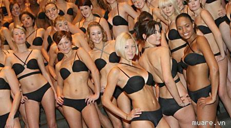 SEXYSHOP Áo lót dây trong xuất khẩu, áo dán nâng ngực, đệm ngực, Áo lót bơm hơi push up, áo chữ U rẻ nhất thị trường Ảnh số 32612028