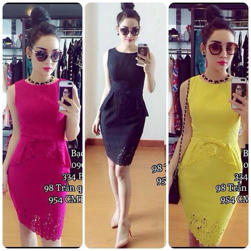 Xinh Lung Linh với cực nhìu Style Váy, Chân Váy, Maxi, Sơ mi, Jean, Pull. Các bạn ủng hộ m nhé. Ảnh số 32665018