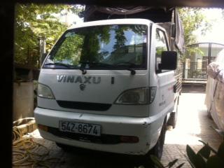 Mua xe tải cũ,Bán xe tải nhẹ Vinaxuki 550kg,đời 2010 tại Tp.HCM Ảnh số 32770366