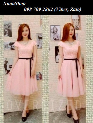 Xinh Lung Linh với cực nhìu Style Váy, Chân Váy, Maxi, Sơ mi, Jean, Pull. Các bạn ủng hộ m nhé. ?nh s? 32830359