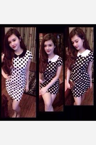 Xinh Lung Linh với cực nhìu Style Váy, Chân Váy, Maxi, Sơ mi, Jean, Pull. Các bạn ủng hộ m nhé. Ảnh số 32830361
