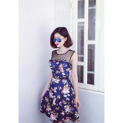 Xinh Lung Linh với cực nhìu Style Váy, Chân Váy, Maxi, Sơ mi, Jean, Pull. Các bạn ủng hộ m nhé. ?nh s? 32966305