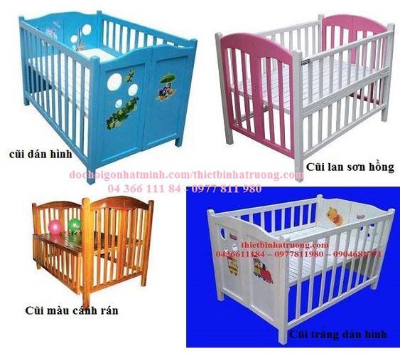 Bán buôn, bán lẻ giường cũi trẻ em đủ loại Ảnh số 32980490