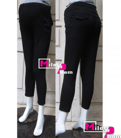Tất cả các loại quần bầu cho các mẹ từ legging đến quần jean Phân Phối Trực Tiếp Bởi Công Ty TNHH May Mặc MileyPham Ảnh số 33023980