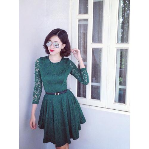 Xinh Lung Linh với cực nhìu Style Váy, Chân Váy, Maxi, Sơ mi, Jean, Pull. Các bạn ủng hộ m nhé. ?nh s? 33083925
