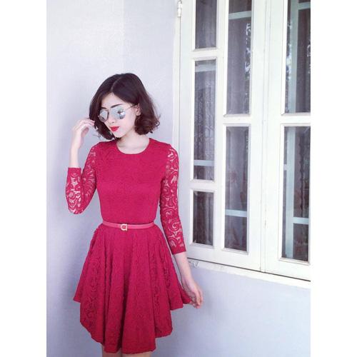 Xinh Lung Linh với cực nhìu Style Váy, Chân Váy, Maxi, Sơ mi, Jean, Pull. Các bạn ủng hộ m nhé. ?nh s? 33083927