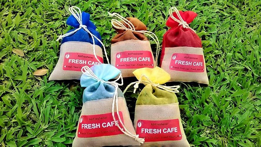 Chương trình tri ân khách hàng Túi thơm Fresh Cafe khử mùi oto tiết kiệm 25 100% Ảnh số 33130156