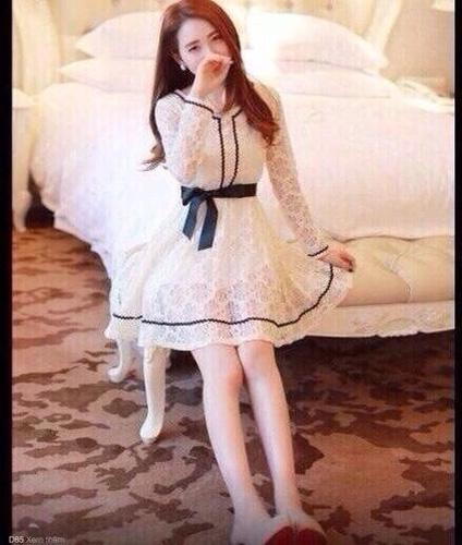 Xinh Lung Linh với cực nhìu Style Váy, Chân Váy, Maxi, Sơ mi, Jean, Pull. Các bạn ủng hộ m nhé. Ảnh số 33133104