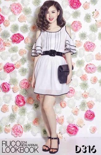 Xinh Lung Linh với cực nhìu Style Váy, Chân Váy, Maxi, Sơ mi, Jean, Pull. Các bạn ủng hộ m nhé. Ảnh số 33133106