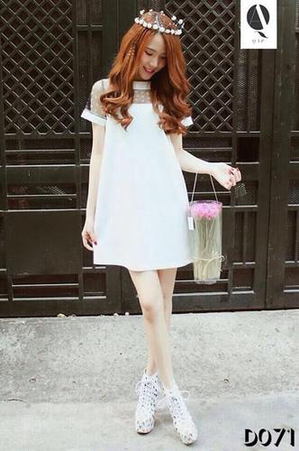 Xinh Lung Linh với cực nhìu Style Váy, Chân Váy, Maxi, Sơ mi, Jean, Pull. Các bạn ủng hộ m nhé. Ảnh số 33133107