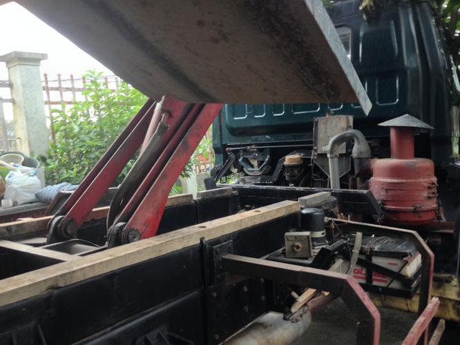 Bán 1 xe ben cũ Thaco Trường Hải 6 tấn 1 cầu đời 2008 xe cực chất giá 175 triệu đồng. Ảnh số 33145659