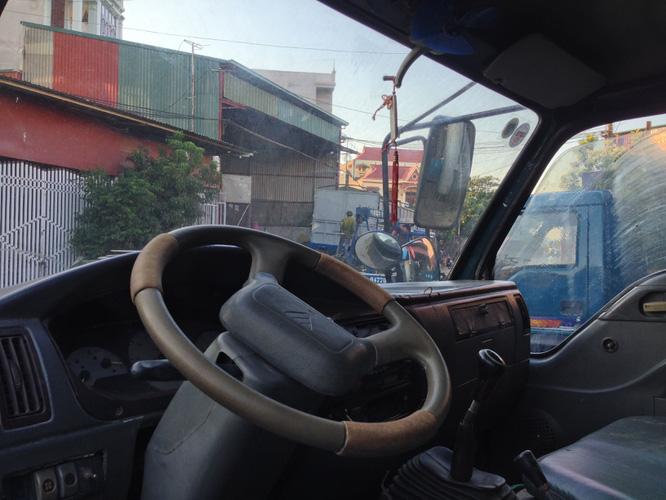 Bán 1 xe ben cũ Thaco Trường Hải 6 tấn 1 cầu đời 2008 xe cực chất giá 175 triệu đồng. Ảnh số 33145693