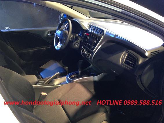 Bán Honda City 2014 Phiên bản Mới Nhất,Model 1.5 CVT,AT,MT Đánh giá xe tốt nhất,khuyến mại lớn,trả góp xét duyệt 24h Ảnh số 33151743