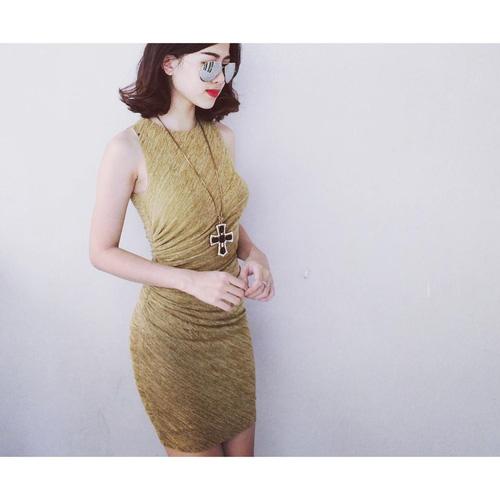 Xinh Lung Linh với cực nhìu Style Váy, Chân Váy, Maxi, Sơ mi, Jean, Pull. Các bạn ủng hộ m nhé. Ảnh số 33167618