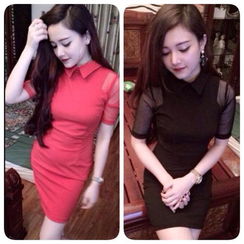 Xinh Lung Linh với cực nhìu Style Váy, Chân Váy, Maxi, Sơ mi, Jean, Pull. Các bạn ủng hộ m nhé. Ảnh số 33215368
