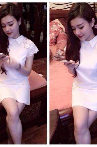 Xinh Lung Linh với cực nhìu Style Váy, Chân Váy, Maxi, Sơ mi, Jean, Pull. Các bạn ủng hộ m nhé. Ảnh số 33215369