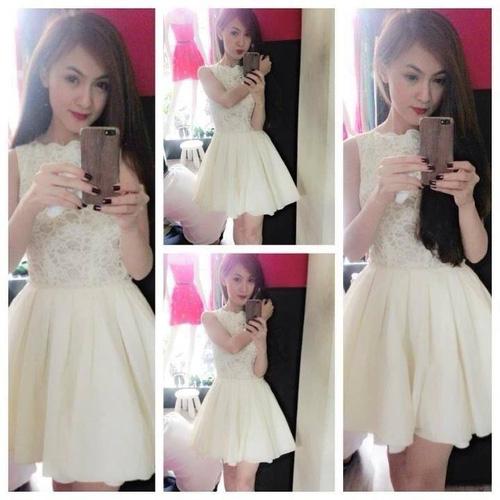 Xinh Lung Linh với cực nhìu Style Váy, Chân Váy, Maxi, Sơ mi, Jean, Pull. Các bạn ủng hộ m nhé. Ảnh số 33291124