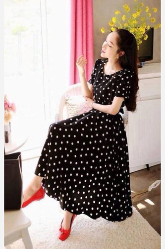 Xinh Lung Linh với cực nhìu Style Váy, Chân Váy, Maxi, Sơ mi, Jean, Pull. Các bạn ủng hộ m nhé. Ảnh số 33291128