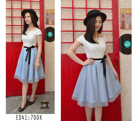 Xinh Lung Linh với cực nhìu Style Váy, Chân Váy, Maxi, Sơ mi, Jean, Pull. Các bạn ủng hộ m nhé. Ảnh số 33291194