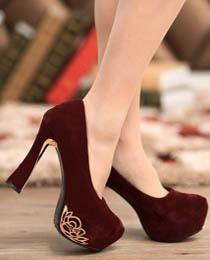 Tổng hợp Giày cao gót, XĂNG ĐAN, hàng mới về đang đầy đủ size mọi người nhé Ảnh số 32149266