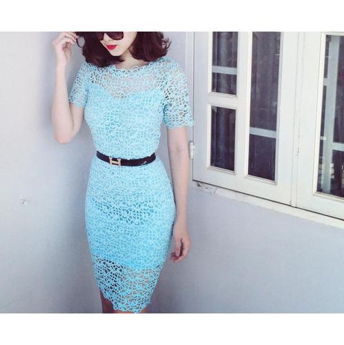 Xinh Lung Linh với cực nhìu Style Váy, Chân Váy, Maxi, Sơ mi, Jean, Pull. Ảnh số 32170867