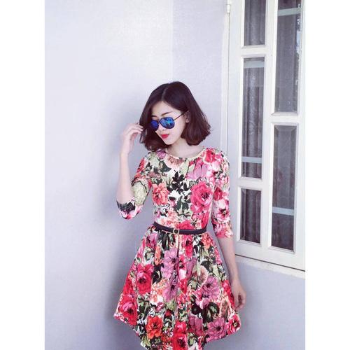 Xinh Lung Linh với cực nhìu Style Váy, Chân Váy, Maxi, Sơ mi, Jean, Pull. Ảnh số 32171779