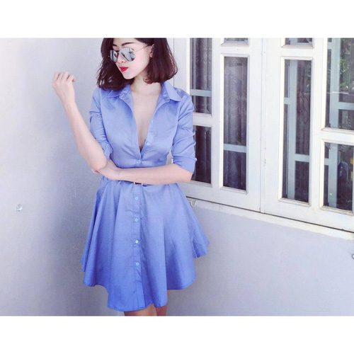 Topic 1: Xinh Lung Linh với cực nhìu Style Váy, Chân Váy, Maxi, Sơ mi, Jean, Pull. Ảnh số 32172413