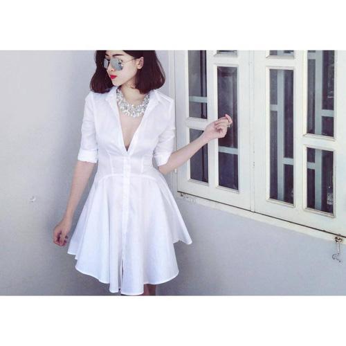 Xinh Lung Linh với cực nhìu Style Váy, Chân Váy, Maxi, Sơ mi, Jean, Pull. Ảnh số 32172585